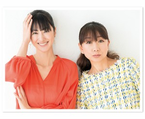 美ST,藤原美智子、前田ゆか