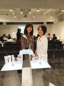 TSUDA新製品スキンバリアバーム発表会